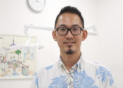 稲毛海岸駅 南口徒歩4分 KAIGANDENTALOFFICEこどもの歯医者さんのスタッフ写真1