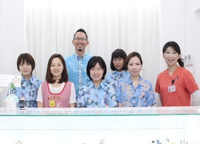 稲毛海岸駅 南口徒歩4分 KAIGANDENTALOFFICEこどもの歯医者さんのスタッフ写真3