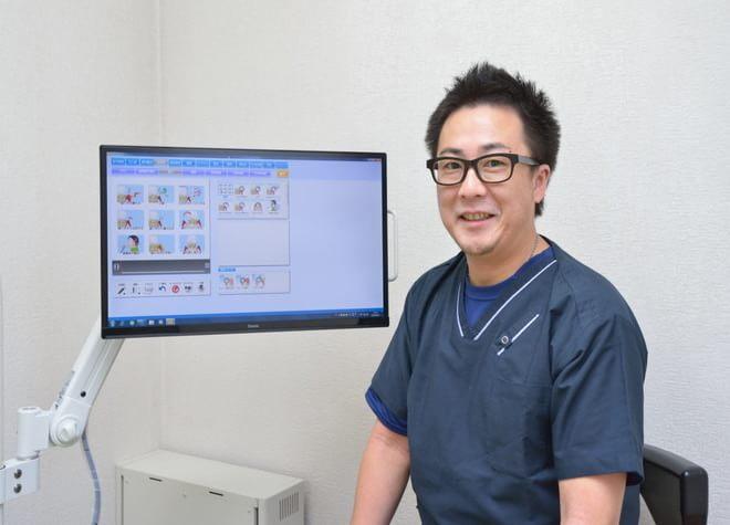 茂原駅 東口バス10分 森川歯科医院のスタッフ写真1
