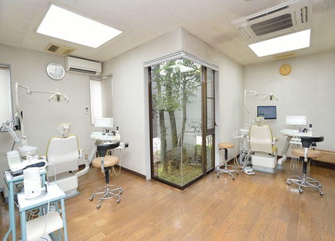 茂原駅 東口バス10分 森川歯科医院の院内写真3