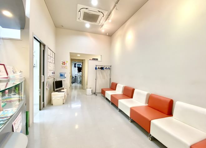 新潟駅万代口 車15分 とみい歯科医院の院内写真4