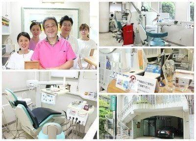 青山一丁目駅 5番出口徒歩 3分 津田歯科医院写真1