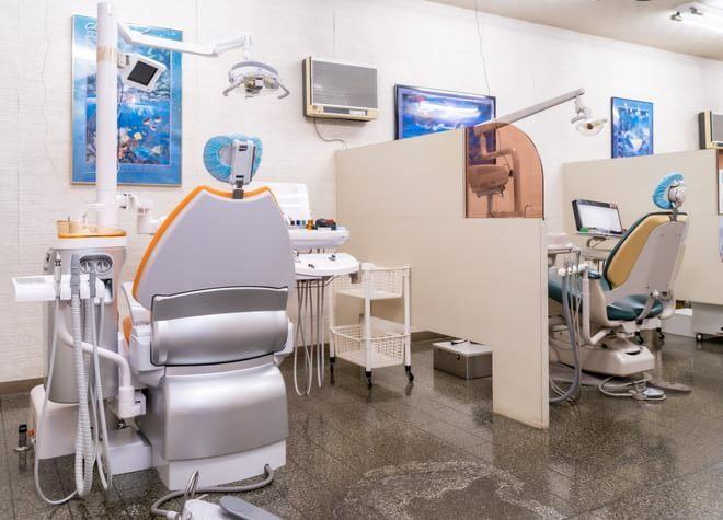 東武練馬駅 北口徒歩 11分 村上歯科医院の治療台写真6
