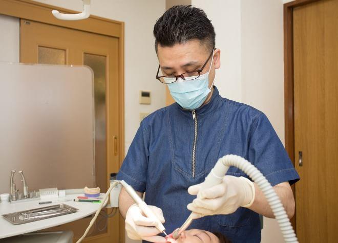 丁寧な診療!顎関節症治療も重視