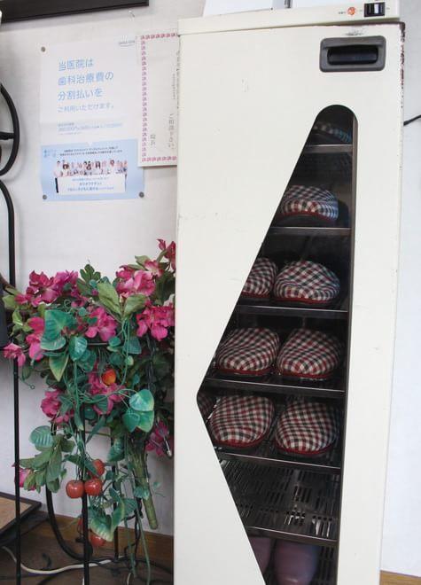 【京都市南区:西大路駅 出口 徒歩17分】 つね歯科医院の院内写真3