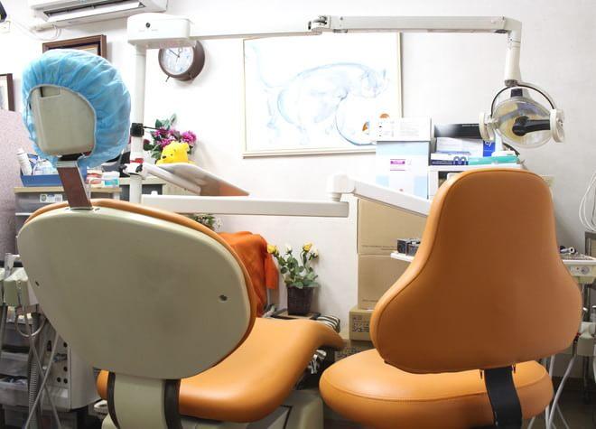 【京都市南区:西大路駅 出口 徒歩17分】 つね歯科医院の治療台写真7