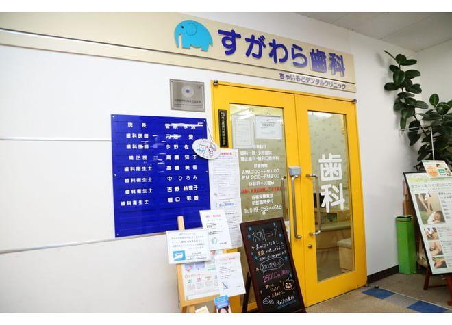 ふじみ野駅 西口徒歩10分 すがわら歯科 ちゃいるどデンタルクリニック写真7