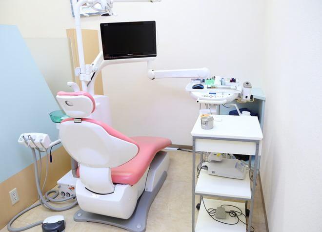 ふじみ野駅 西口徒歩 10分 すがわら歯科 ちゃいるどデンタルクリニックの治療台写真6