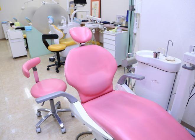 ふじみ野駅 西口徒歩 10分 すがわら歯科 ちゃいるどデンタルクリニックの治療台写真7