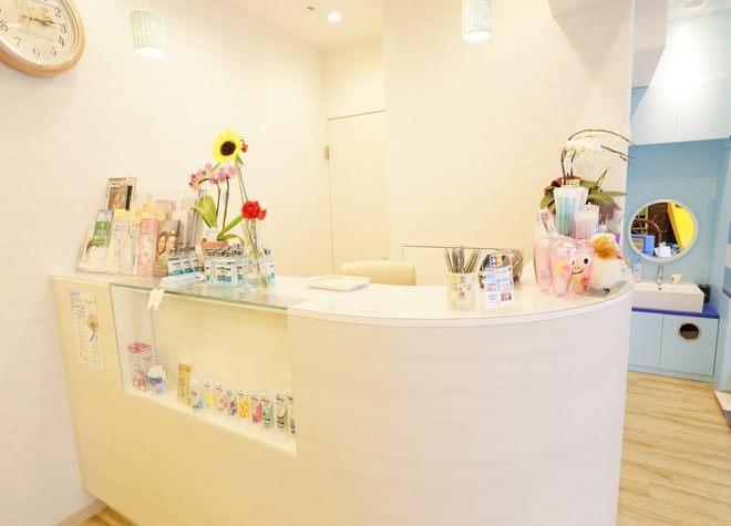 松戸駅 東口徒歩 1分 小児 Care Cure歯科 松戸の院内写真5