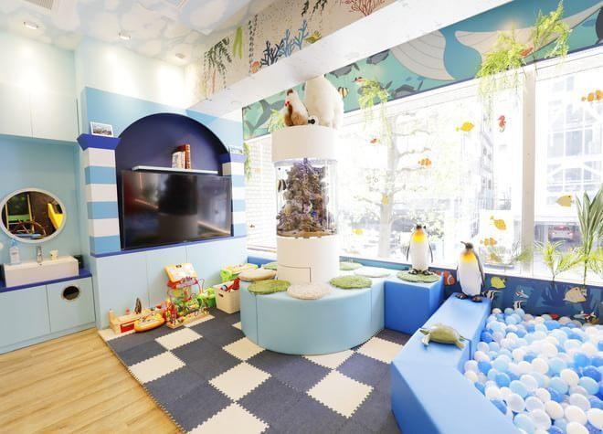 松戸駅 東口徒歩 1分 小児 Care Cure歯科 松戸の院内写真7