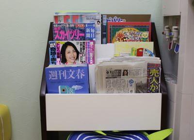 三ノ輪駅 2番出口徒歩 1分 橋本歯科医院の院内写真6