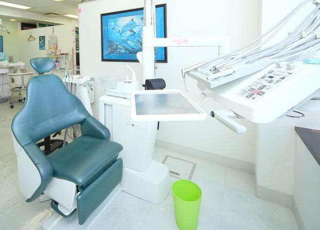 【土浦市:荒川沖駅 徒歩1分】 宮田歯科クリニックの治療台写真2