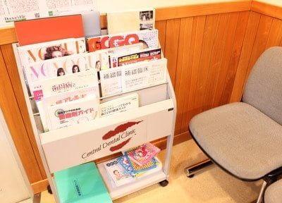 新横浜駅 4番出口徒歩 1分 セントラル歯科の院内写真4