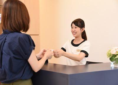 久喜駅 東口徒歩 1分 久喜歯科のスタッフ写真3
