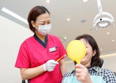 【明石市:西明石駅 徒歩1分】 にしあかし歯科のスタッフ写真2