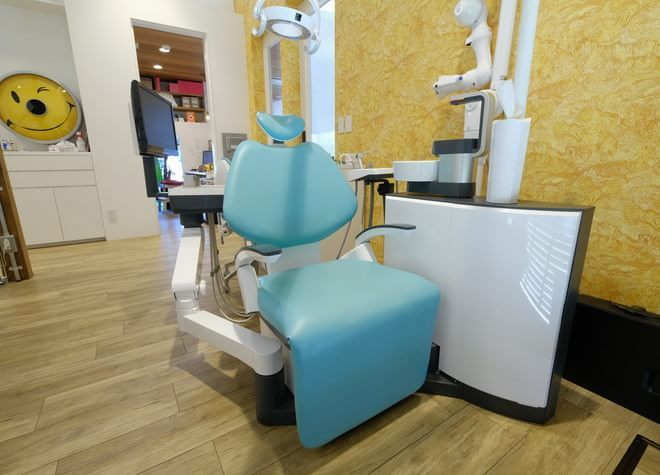 【下妻市:大宝駅 車9分】 わたなべ歯科診療所の治療台写真3