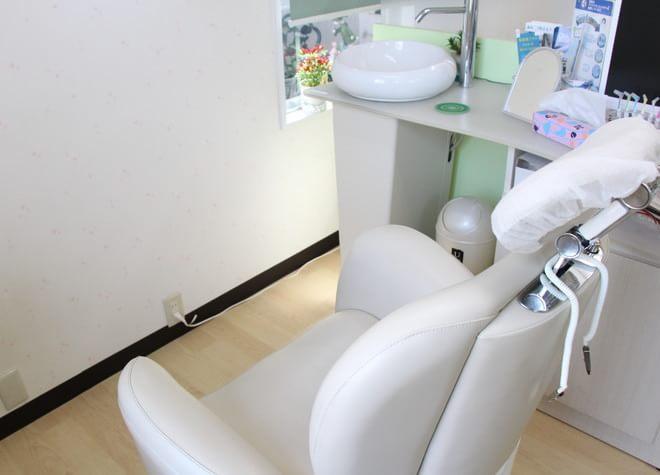 瑞江駅 南口徒歩 10分 おさない歯科の治療台写真6