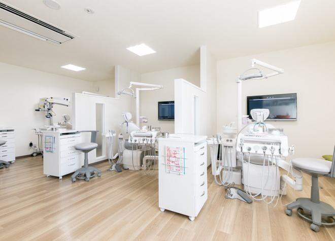 甲府駅 南口車 9分 降矢歯科クリニック 歯科・矯正の治療台写真2