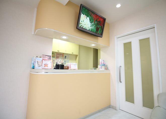 田神駅 徒歩5分 築山歯科医院の院内写真5