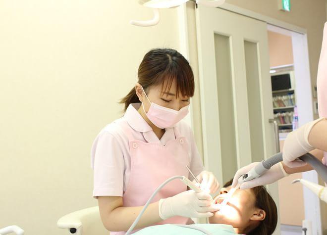 田神駅 徒歩5分 築山歯科医院のスタッフ写真2