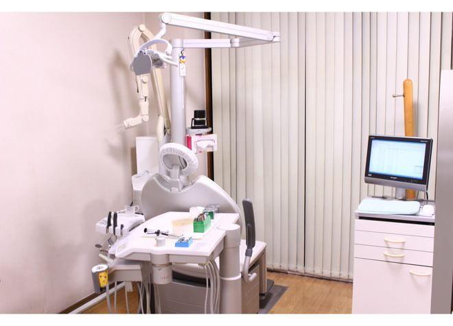 上尾駅 西口車10分 ミドリ歯科医院の治療台写真7