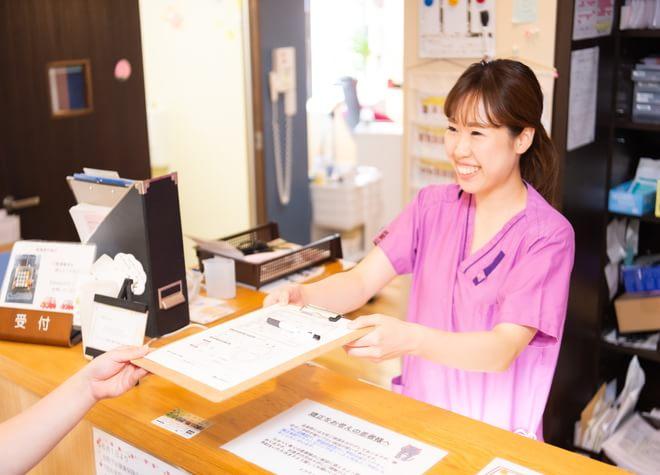 土呂駅 出口徒歩 1分 イクティス歯科クリニックのスタッフ写真2