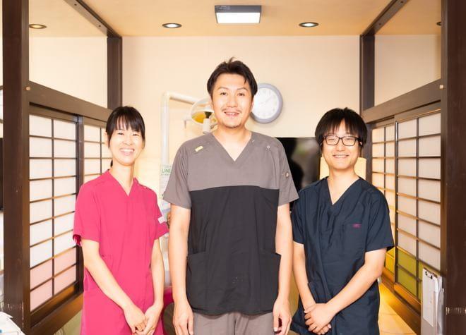 土呂駅 出口徒歩 1分 イクティス歯科クリニックのスタッフ写真6