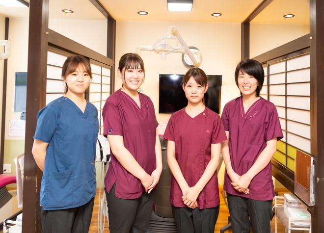 土呂駅 出口徒歩 1分 イクティス歯科クリニックのスタッフ写真7