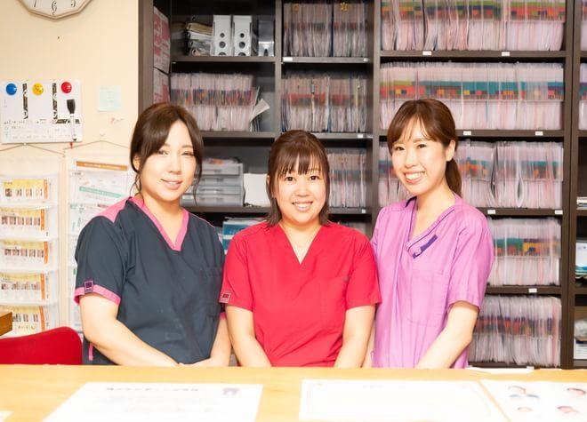 土呂駅 出口徒歩1分 イクティス歯科クリニックのスタッフ写真7