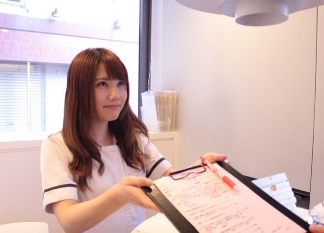 【錦糸町駅 徒歩3分】 錦糸町スマイル歯科クリニックのスタッフ写真2