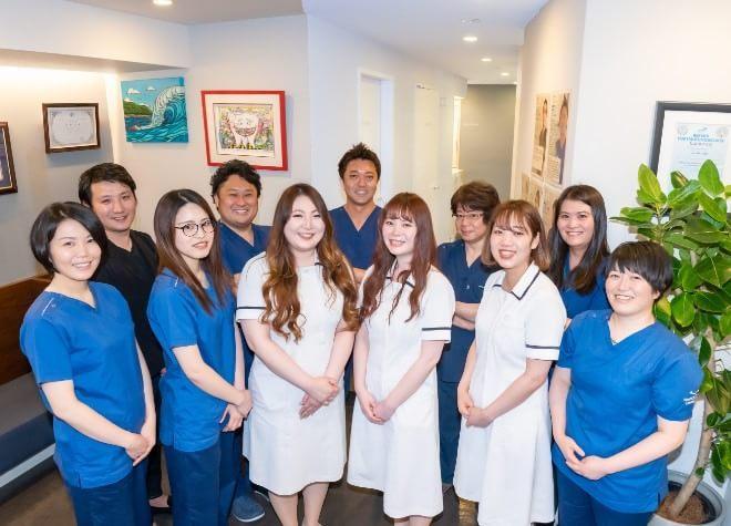 錦糸町駅 出口徒歩3分 錦糸町スマイル歯科クリニックのスタッフ写真2