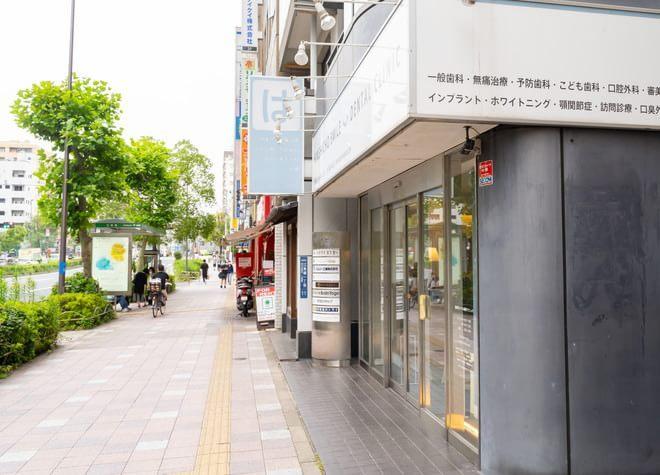 錦糸町駅 出口徒歩3分 錦糸町スマイル歯科クリニックの外観写真6