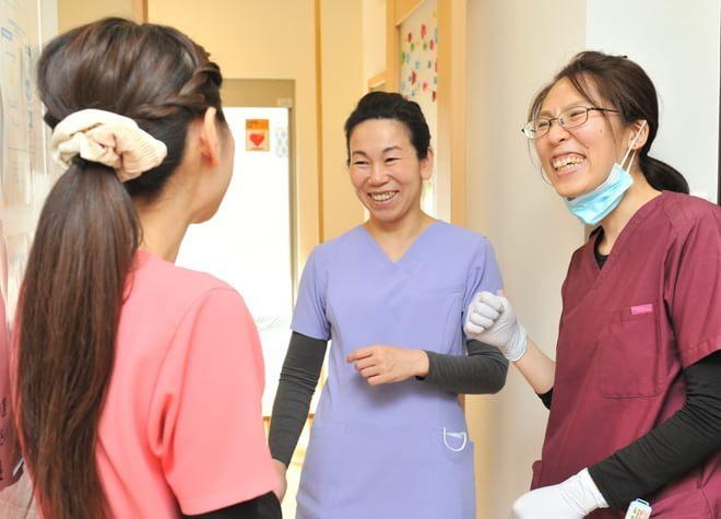 弁天町駅 6番出口徒歩 7分 岡本歯科クリニックのスタッフ写真6