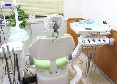 岡山駅 西口徒歩12分 山本歯科医院の治療台写真3