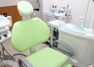 岡山駅 西口徒歩12分 山本歯科医院の治療台写真2