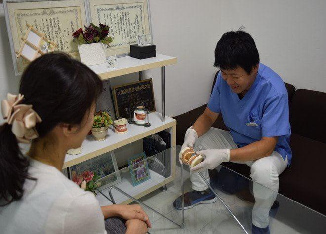 中山観音駅 北口バス 15分 ごうがみ歯科医院の院内写真4
