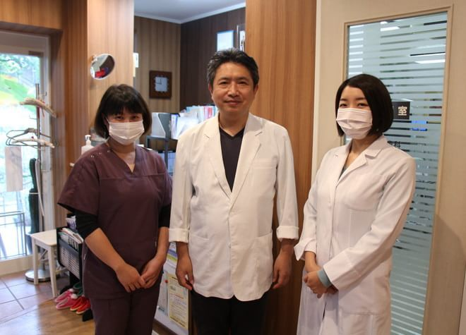 京成曳舟駅 徒歩 10分 おそざわ歯科写真1