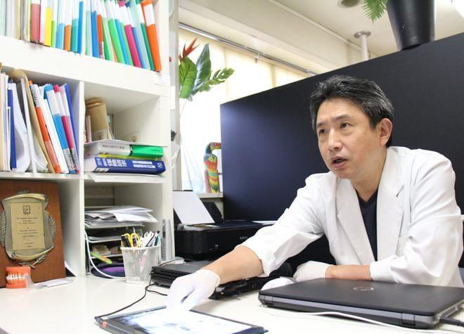 京成曳舟駅 徒歩 10分 おそざわ歯科のスタッフ写真4