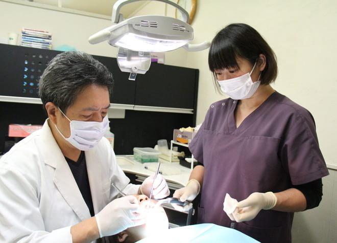京成曳舟駅 徒歩10分 おそざわ歯科のスタッフ写真6