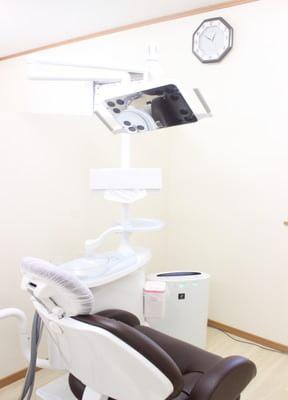 原駅(愛知県) 出口バス 10分 坂口歯科医院(名古屋市)の院内写真5