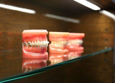 岡崎駅 車7分 つちかわ矯正歯科の院内写真5