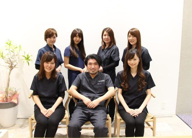 伏見桃山駅 出口徒歩 5分 まとば歯科のスタッフ写真2