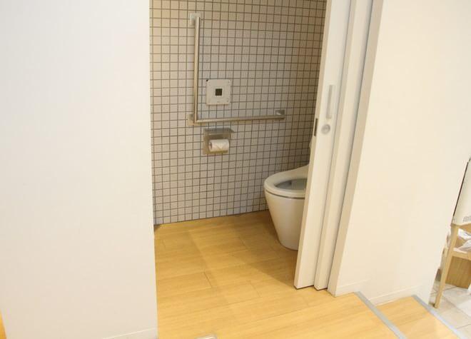伏見桃山駅 出口徒歩 5分 まとば歯科の院内写真4