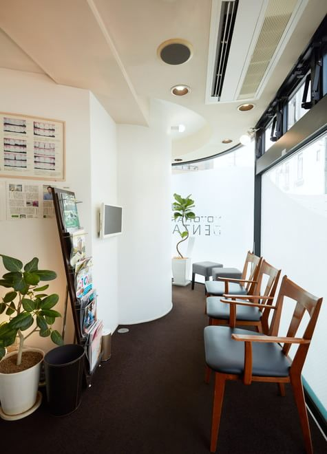 経堂駅 出口車9分 のとはら歯科クリニックの院内写真2