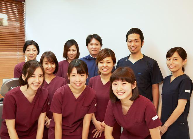 経堂駅 出口車9分 のとはら歯科クリニック写真1