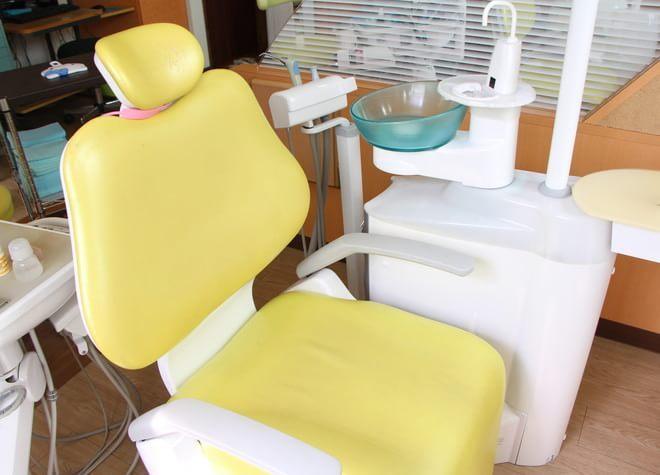 宮地駅 出口徒歩 6分 宇治歯科医院の治療台写真2