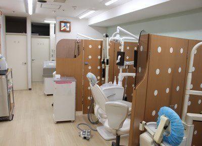 京急川崎駅中央口 徒歩1分 駅前本町歯科の院内写真7