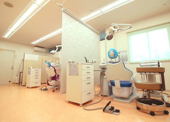 豊橋駅 出口車13分 クレサ歯科の院内写真1