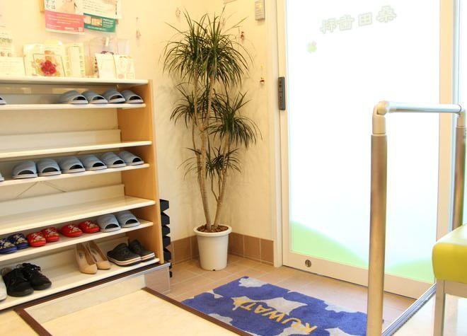 石橋阪大前駅 出口徒歩 2分 桑田歯科の院内写真3
